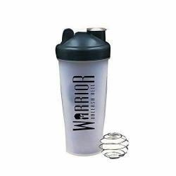 Shaker 600ml con bola, Warrior